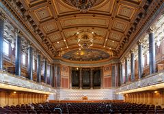 Friedrich-von-Thiersch-Saal im Kurhaus