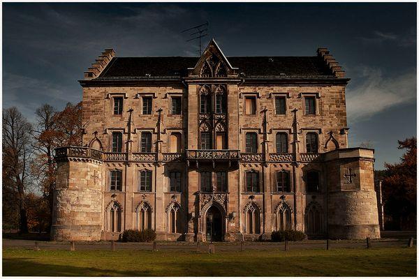 Friedrichroda Schloss Reinhardsbrunn