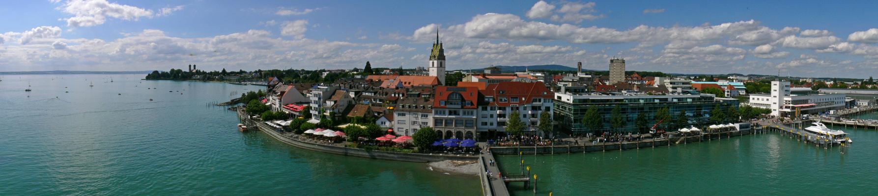 Friedrichshafen Panorama