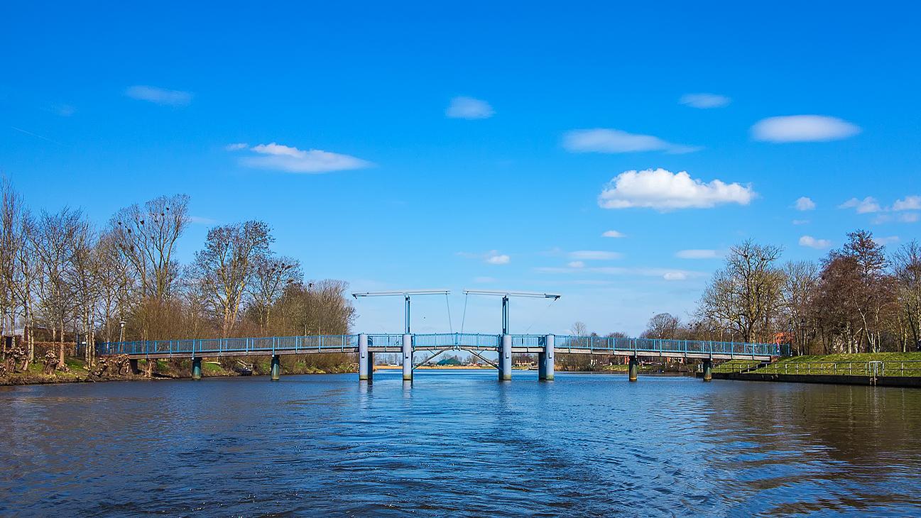 Friedrichstadt - Holländerbrücke