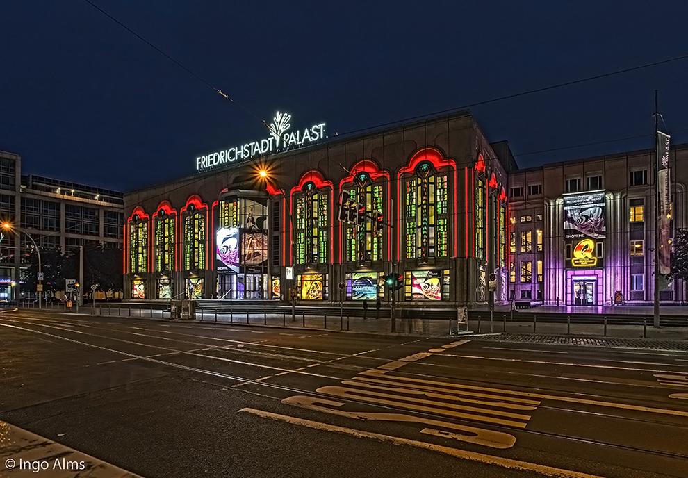 Friedrichstadt Palast HDR