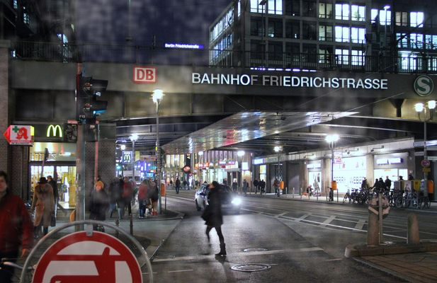 Friedrichstr. / Berlin