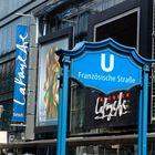 Friedrichstraße U-Bahn Französische
