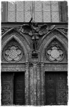 Friedrichswerdersche Kirche - Eingang