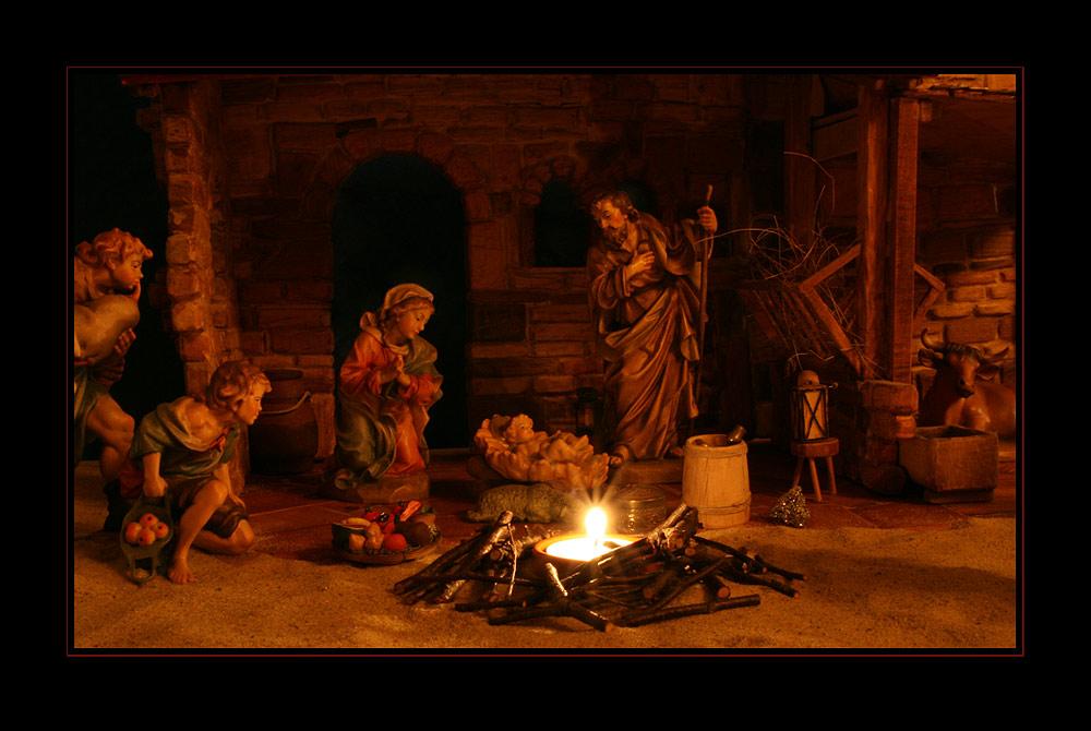 Friedvolle Weihnachten für Euch alle !