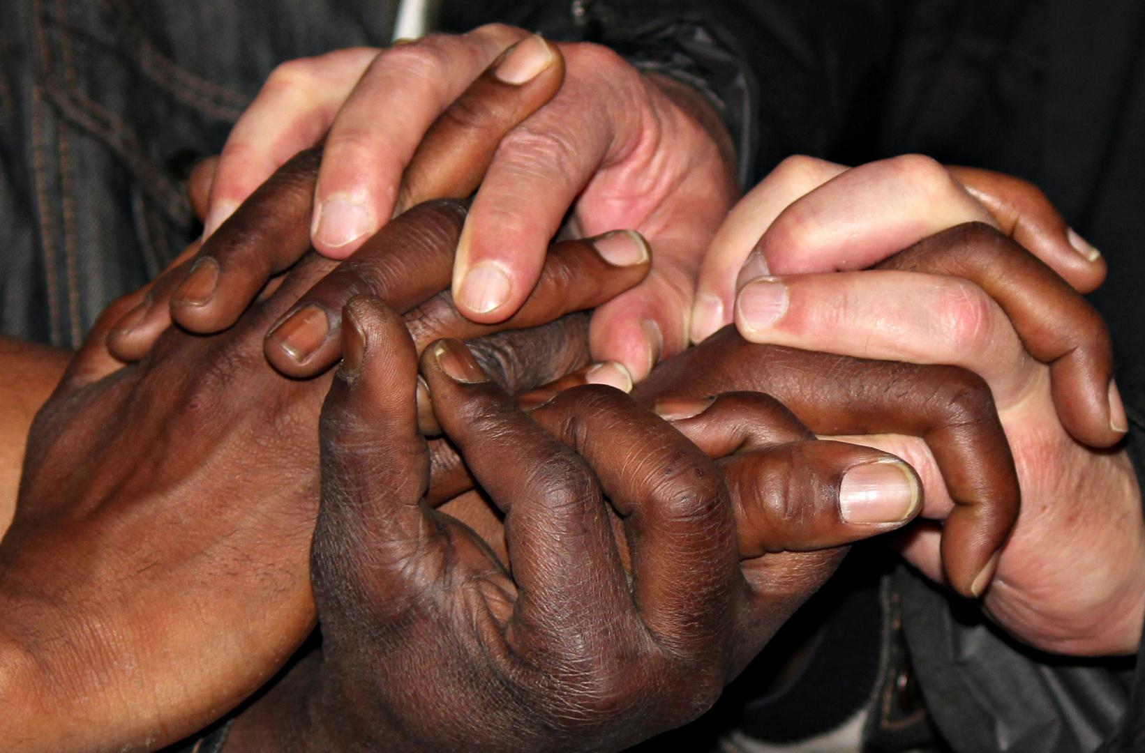 Friends & Hands