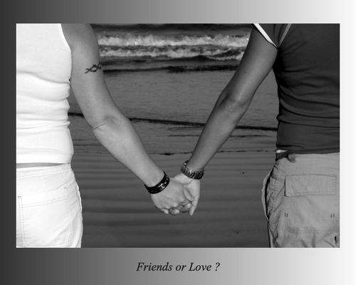 Friends or Love ?