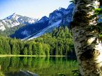 Frillensee :.: Mountain Lake at Inzell