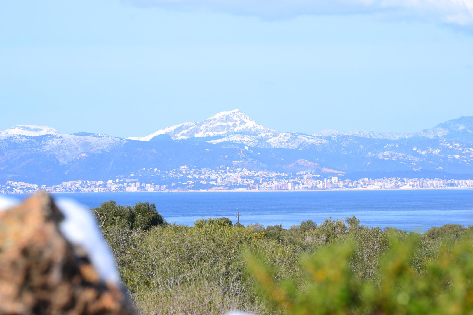 Frio en Mallorca