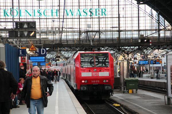 frische Baureihe 146 in NRW