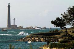 Frische Brise über der Île Vierge