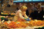 Frische Meeresfrüchte ....