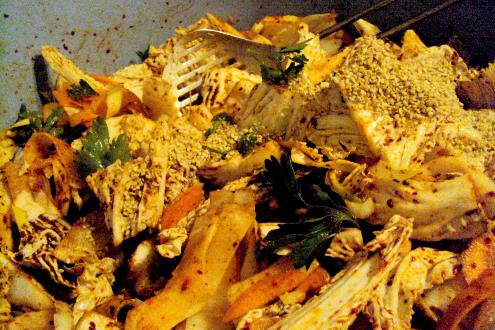 Frisches Kimchi