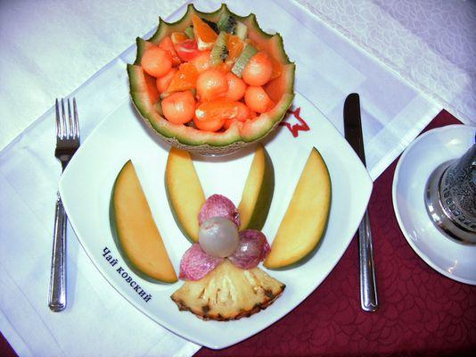 Frischkost-Fasten-Frühstück