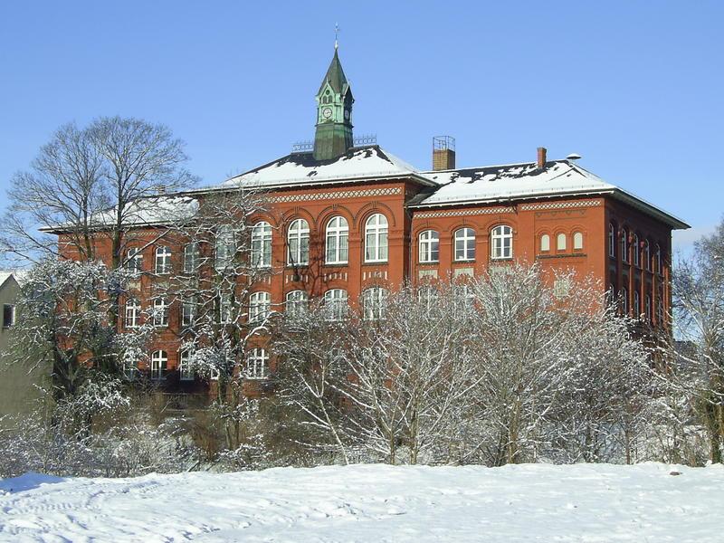 Fritz- Reuter Schule Demmin