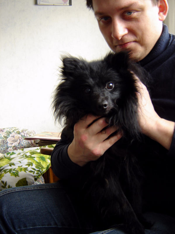 Fritz und ich...