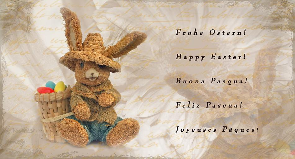 Fröhliche Ostern !