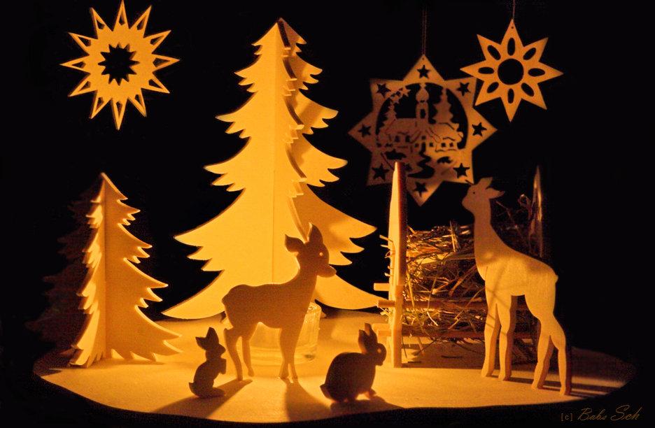 Fröhliche Weihnacht...