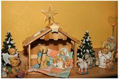 Fröhliche Weihnacht überall...