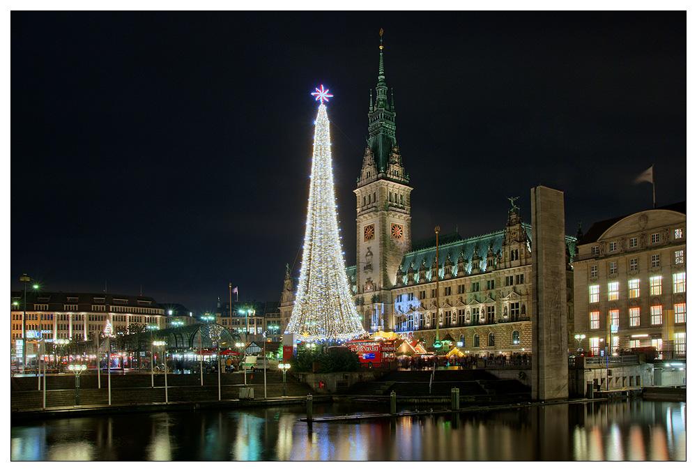 Fröhliche Weihnacht überall ......