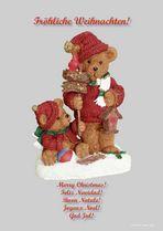 Fröhliche Weihnachten...