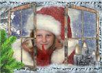 Fröhliche Weihnachten mit Liebe für jedermann