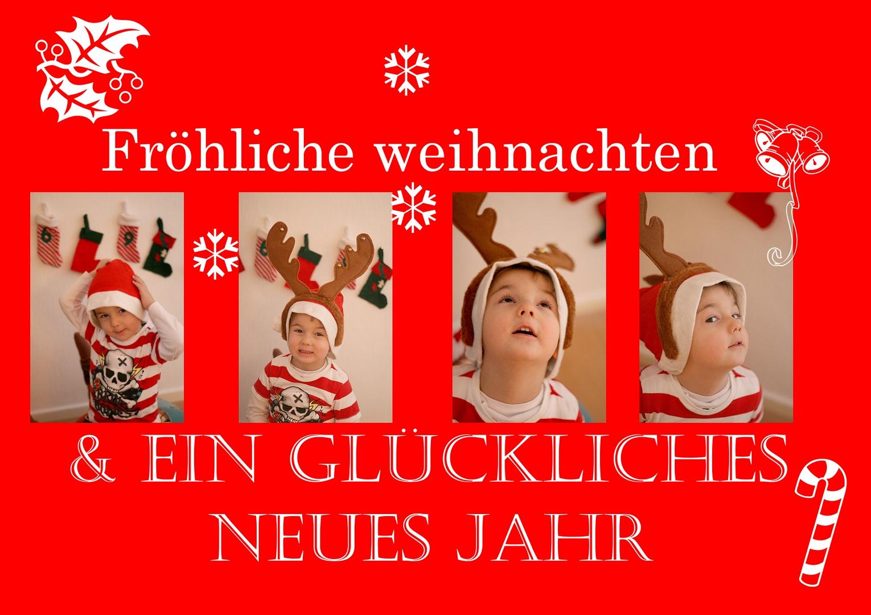Fröhliche Weihnahten