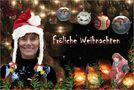 Fröhliches Weihnachten von Piroska Baetz