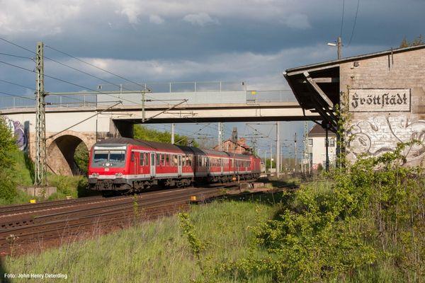 Fröttstädt, Regionalverkehr, Mai 2005