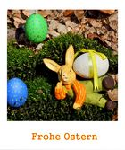Frohe Ostern...!