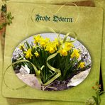 Frohe Ostern....