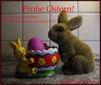 ### FROHE OSTERN! ###
