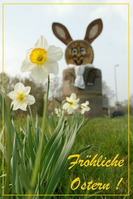 Frohe Ostern 2007