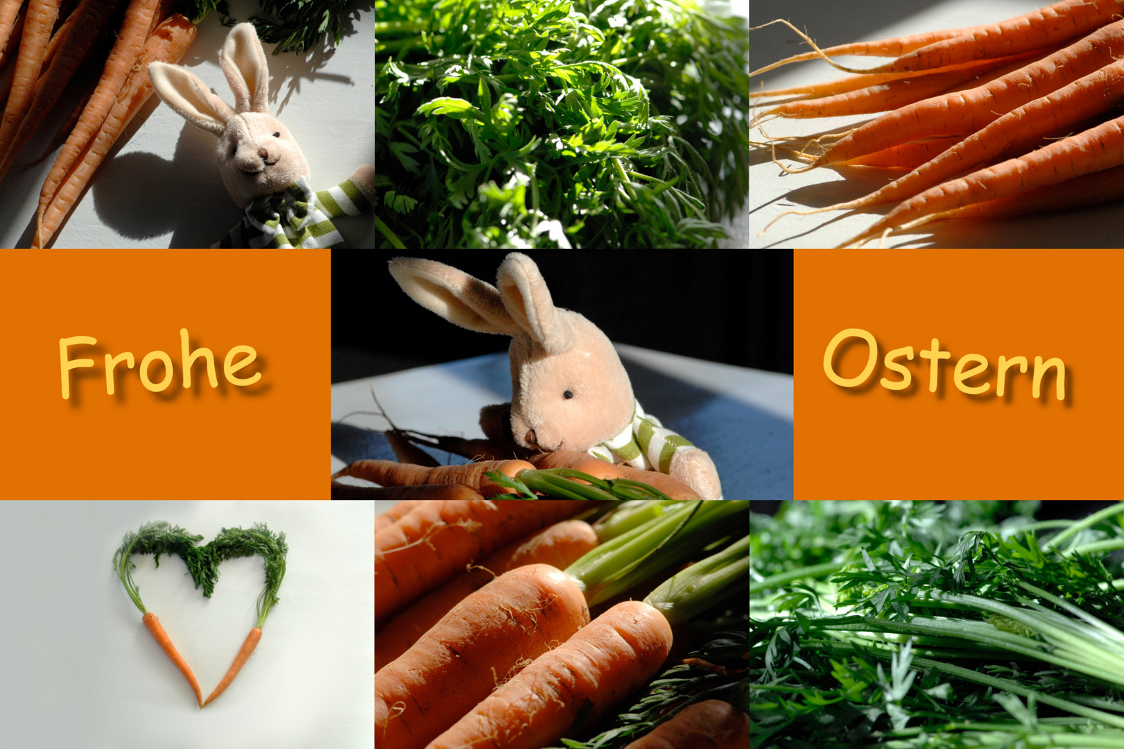 Frohe Ostern.....
