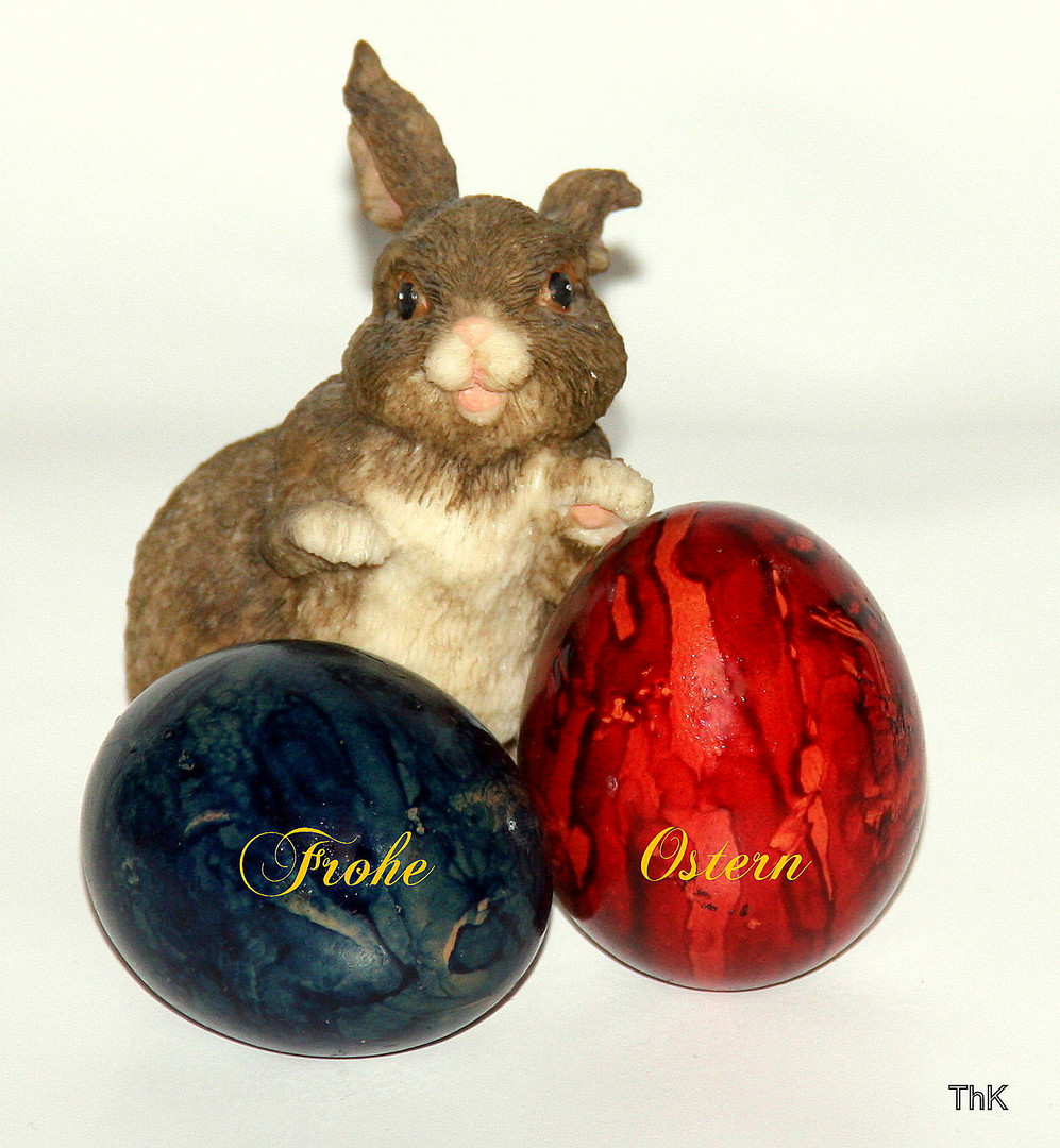 Frohe Ostern !!! :-)