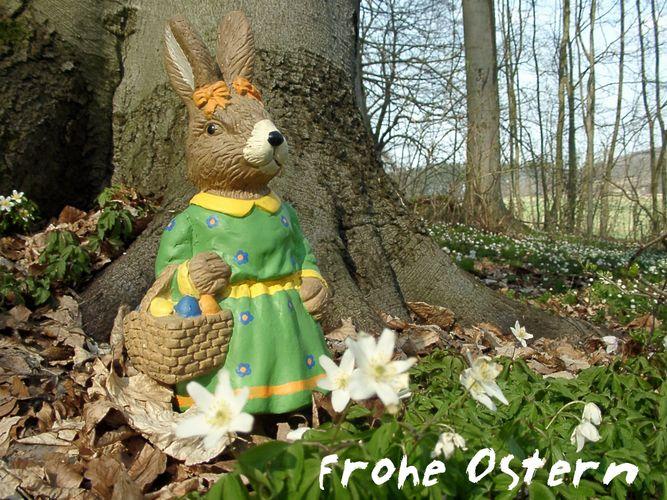 Frohe Ostern von Klaus Cielke