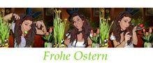 ~ Frohe Ostern ~ von Hexenblick