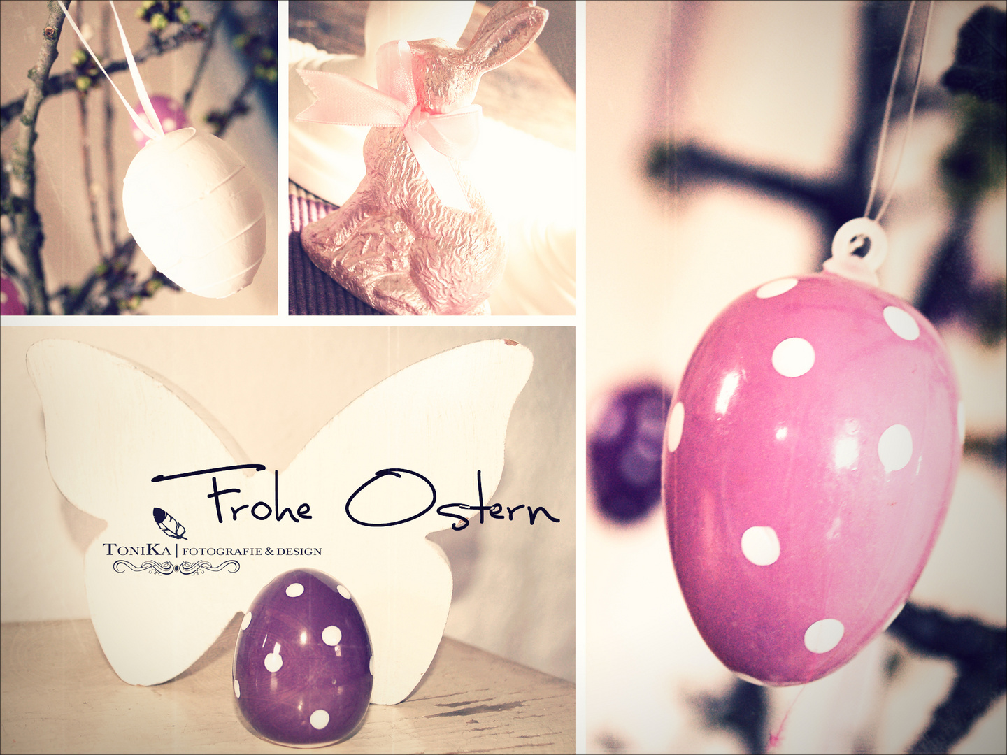 FROHE OSTERN! :D