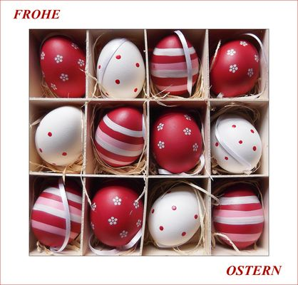FROHE OSTERN...................
