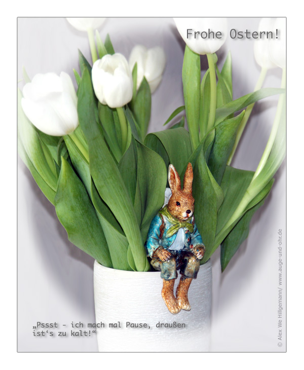 Frohe Ostern ;o)