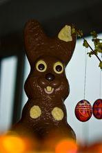 Frohe Ostern wünsche ich euch alle