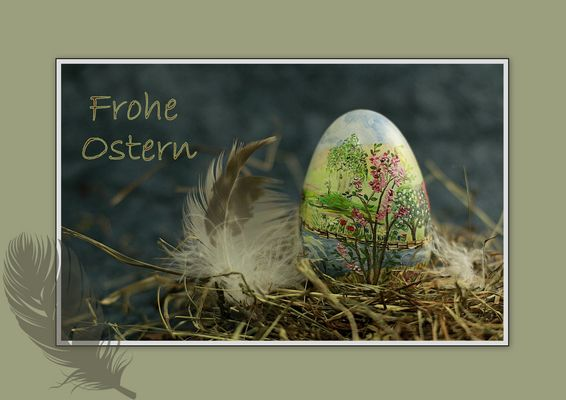 ...Frohe Ostertage...
