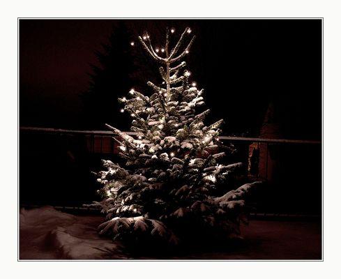 frohe und besinnliche Weihnachten...