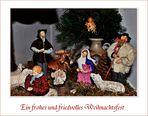 """"""" Frohe und friedvolle Weihnachten """""""