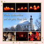 Frohe Weihnacht überall..
