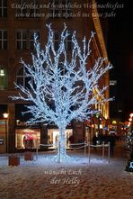 Frohe Weihnachten 2009
