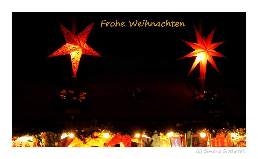 ~ * Frohe Weihnachten * ~