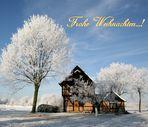 Frohe Weihnachten...!