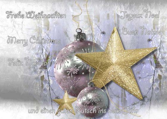 #....Frohe Weihnachten.....#