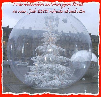 Frohe Weihnachten an alle !!!